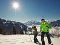 Zell am See Winter Family 2012-02-22